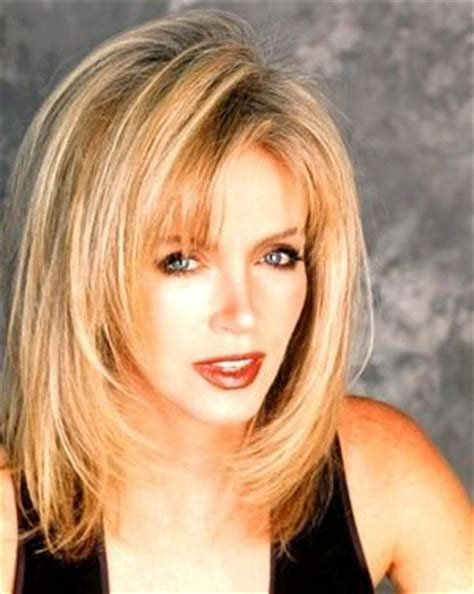 photos of donna mills curly frosted hairstyle from the 89s donna mills hair style via melody joyner stuff i like
