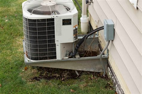 ac house unit air conditioner foundation brackets america s best house plans blog