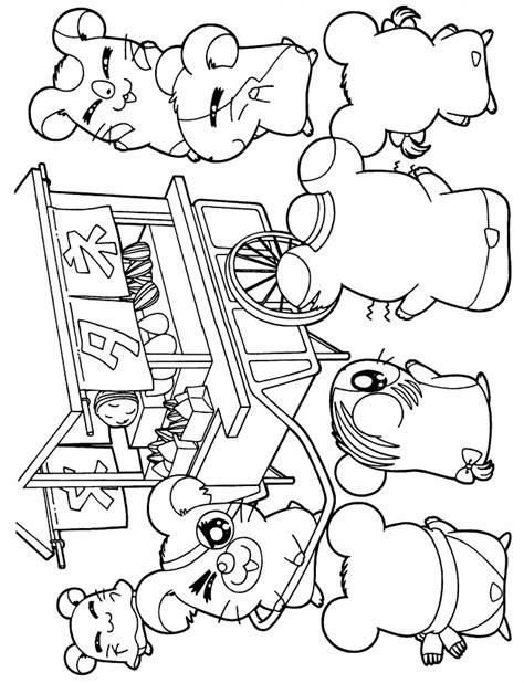 Coloriage Hamtaro 224 Imprimer Dessin Gratuit 224 Imprimer Coloriage Animaux A Imprimer Coloriage De Hamster Mignon L