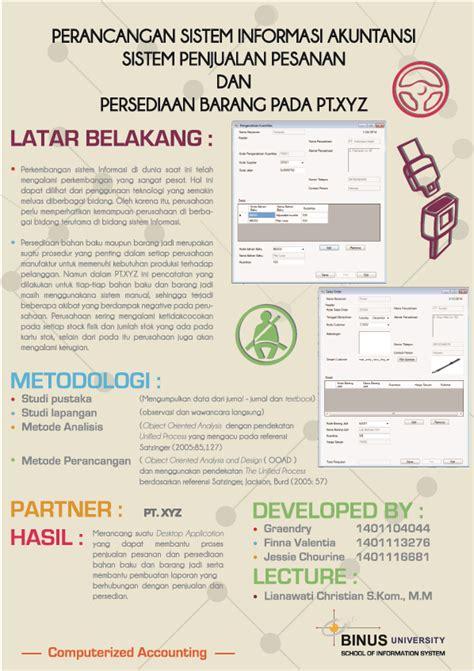 skripsi akuntansi lengkap doc perancangan sistem informasi akuntansi sistem penjualan