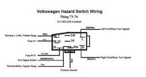 vw bug emergency flasher wiring diagram vw free engine image for user manual