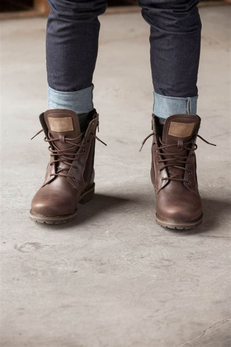 Handmade Shoes Montreal - 25 best brown leather boots mens ideas on