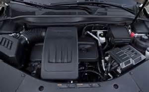2010 chevrolet equinox engine photo 3