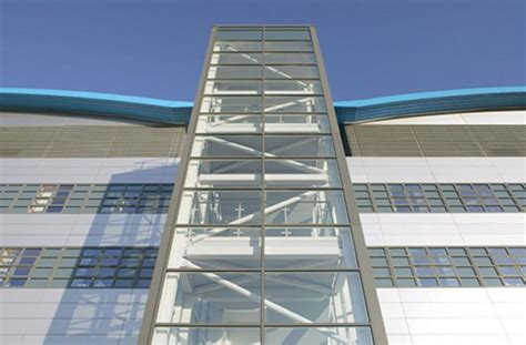 Slab and Column Design for the Great Western Hospital, Swindon