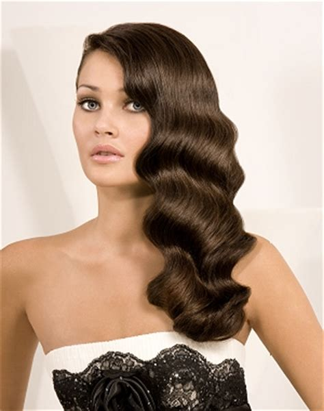 hairstyles for set crimping hair setting for 2014 long hairs cut pictures