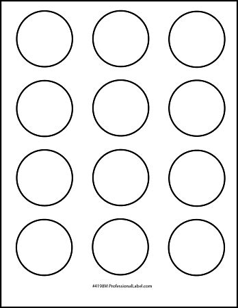 1 inch circle template free best photos of 8 5 inch circle template printable 1 inch