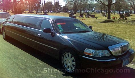 Funeral Limo by Funeral Limousine Transportation Service In Chicago Il