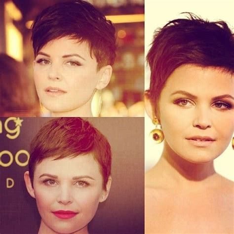 cuts to compliment round faces pixie undercut round face
