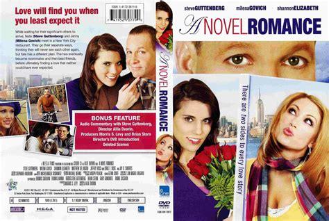 film novel romance a novel romance movie dvd scanned covers a novel