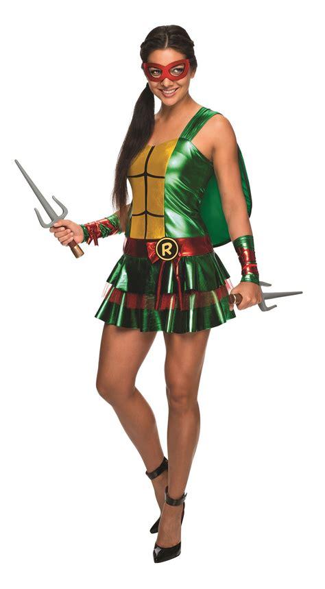 sexy ninja turtle halloween costume raphael women sexy ninja turtle halloween costume 64 99
