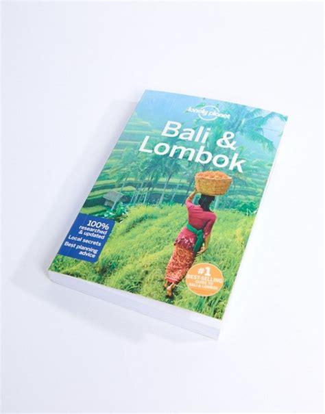 Lonely Planet Pocket Bali Amp Lombok Travel Book Asos