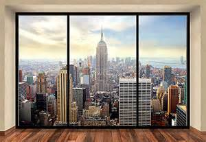 New York City Wall Murals Pics Photos New York Skyline Wallpaper Mural
