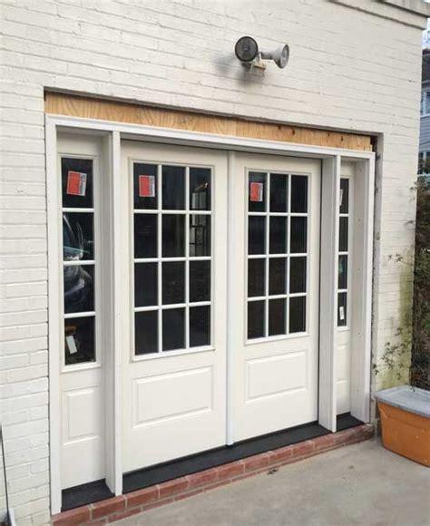 convert garrage door to windows 25 best ideas about garage converted bedrooms on garage turned into living space