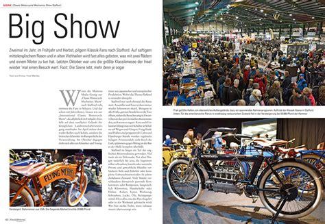 Motorrad Magazin Mo Ausgabe Nr 12 by Gro 223 Quadricycle Rahmen Galerie Wandrahmen Die Ideen