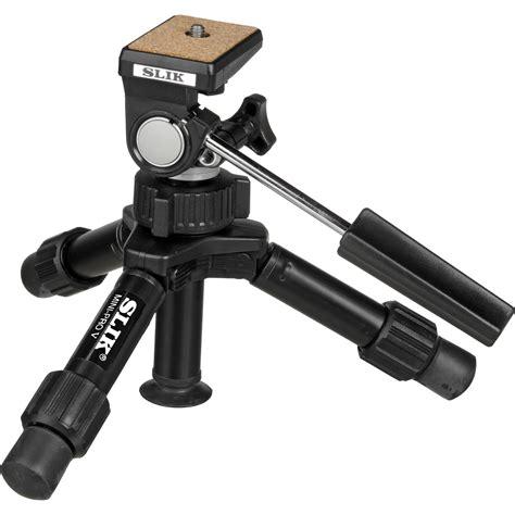 Tripod Mini slik mini pro v tripod with 2 way pan tilt 611 352 b h