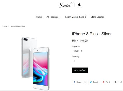 malaysia iphone 8 8 plus iphone x pricing revealed pre order started zing gadget