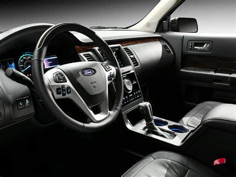 Ford Flex Interior Photos by 2014 Ford Flex Price Photos Reviews Features