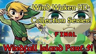 boating course wind waker pbggameplay youtube