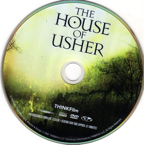 house of labels house of usher cd011 scanned dvd labels house of usher cd011 001 dvd covers