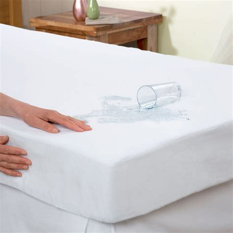 Mattress Protector Waterproof by Home Sweet Home Fabric Waterproof Bug Blocker Mattress