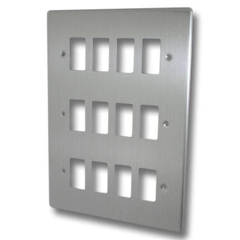 Grid Switch 12 what is a grid plate