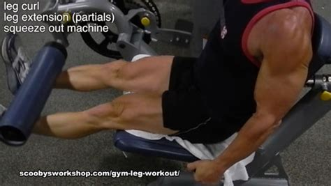 killer 30 minute leg workout scooby s home workouts