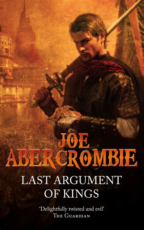die by the blade books last argument of joe abercrombie
