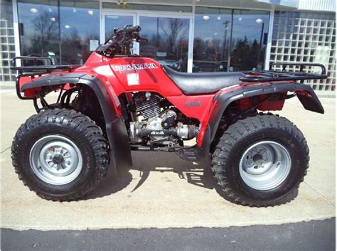 1999 honda 300 fourtrax honda 300 four trax motorcycles for sale