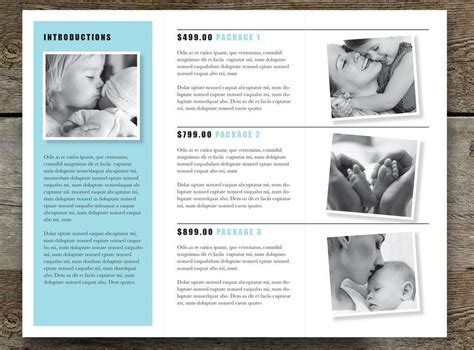 Trifold Brochure Template Photoshop Template Rumble Design Store Photoshop Brochure Template