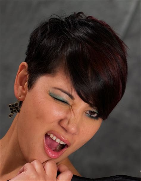 very short hairstyles with highlights nana hairstyle ideas short red hairstyles