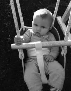 swing for 5 month old baby jessica simpson posts adorable snap of five month old baby
