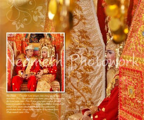 design album foto pernikahan download template album foto pernikahan rafi