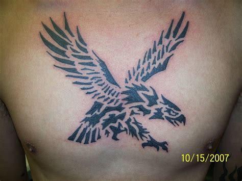tattoo gallery eagle tribal eagle tattoo designs gallery tattoo design images