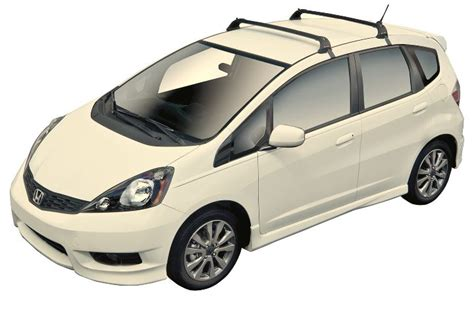 Honda Fit Rack by Rola Gtx Roof Rack 59756 For Honda Fit 2009 2013