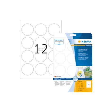 Etiketten Rund 60 Mm Farbig by Herma 5067 Preisvergleich Etiketten G 252 Nstig Kaufen Bei