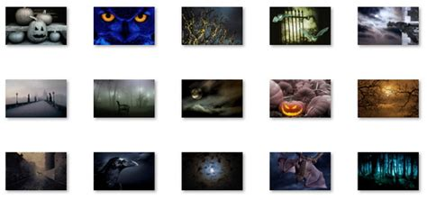 download creepy halloween theme pack for windows 7 download creepy halloween theme pack for windows 7