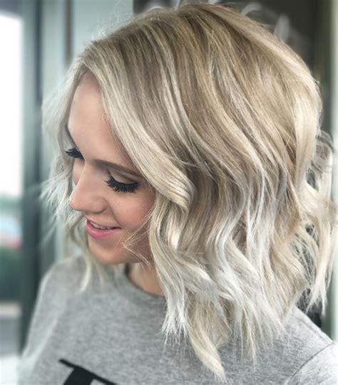10 Balayage Hair Styles for Medium Length Hair 2018