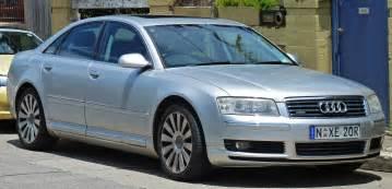 Audi A8 2005 by File 2003 2005 Audi A8 4e 4 2 Quattro Sedan 2011 01 05