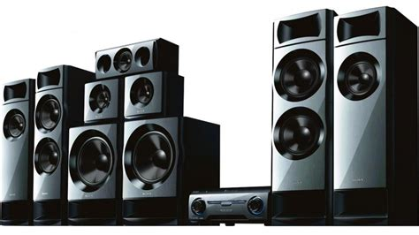 sony  channel muteki home theatre system home theatre