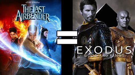 exodus film malaysia 24 reasons the last airbender exodus are the same movie