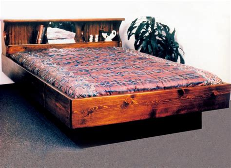 water bed frame waterbed frame drawers images