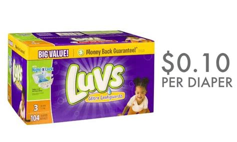 printable luvs diaper coupons most recent posts passion for savings