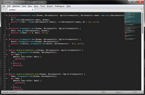 sublime text html template 33 essential sublime text plugins for all developers