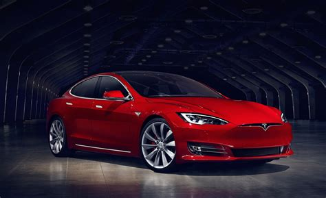 2017 tesla model s updated with new more range