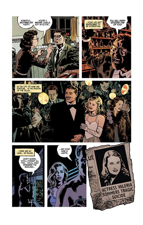 libro the fade out deluxe brubaker and phillips blast into the fade out news image comics