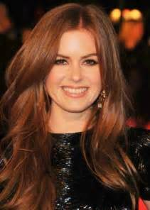winter 2015 hair color trends 2014 fall winter 2015 auburn hair color trends
