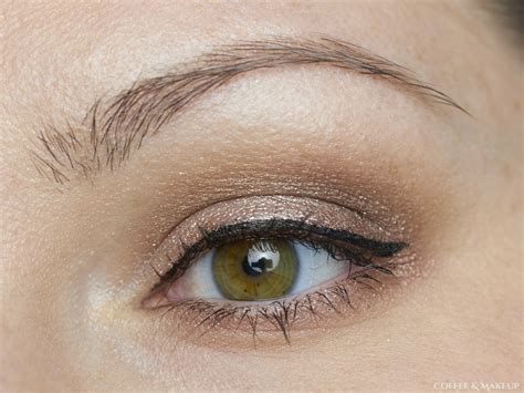tattoo eye color maybelline color tattoo eye chrome review coffee makeup