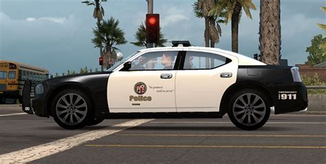 dodge charger truck ai dodge charger for ats truck simulator 2 mods