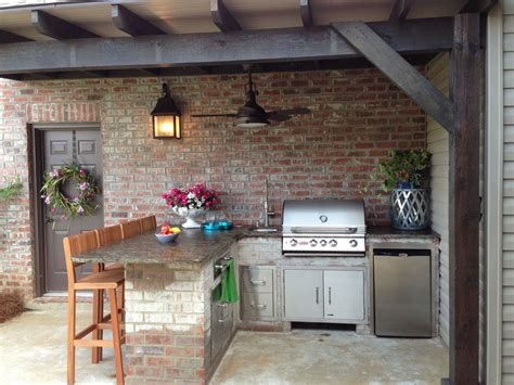 the backyard kitchen 7 backyard renovations that increase home value