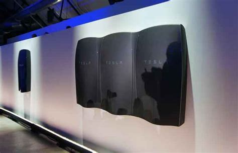 New Tesla Battery Tesla Powerwall Revolutionary Batteries Can Supply Energy
